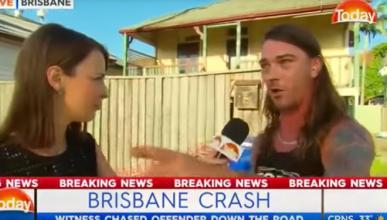 Aquí tienes a un héroe australiano