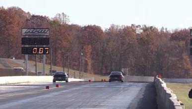 Ford Mustang GT o Ecoboost, ¿quién es más rápido?
