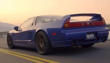 Vídeo: una razón más para que amemos al Honda NSX original