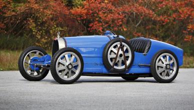 A subasta este Bugatti Type 35 Grand Prix de 1925