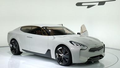 El Kia GT comienza finalmente su producción