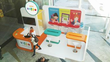 Vibbo abre su primer espacio fisico para hacer compraventas