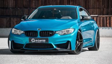 BMW M4 Coupé modificado G-Power