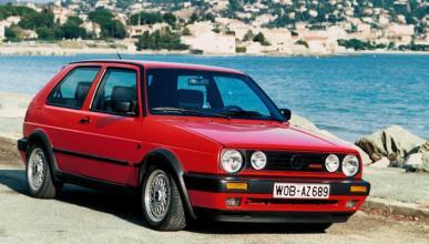 Volkswagen Golf GTI MkII