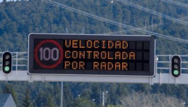 Los 10 radares que más multan en Madrid