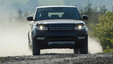 Range Rover Sport Coupé 2017: cazado de nuevo