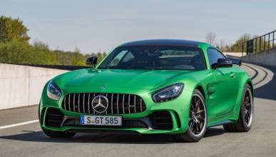 Los planes de futuro para el Mercedes-AMG GT