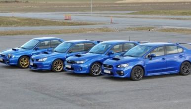 Mejores Subaru