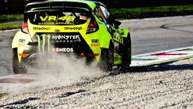 Monza Rally Show 2016 (1ª etapa): primer duelo Rossi-Sordo
