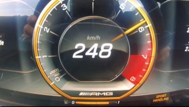 Vídeo: la brutal aceleración del Mercedes-AMG E63 S