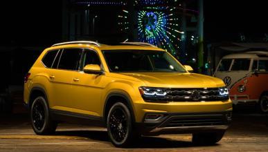 El Volkswagen Atlas podría llegar a Europa