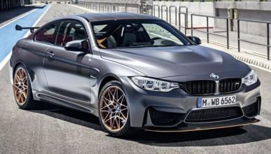 Adiós al BMW M4 GTS, ¿cuántos se han hecho?