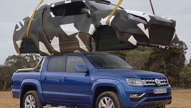Engañados por este falso prototipo de Volkswagen