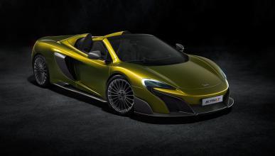 La super garantía que ofrece McLaren a partir de ahora