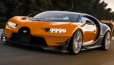 Soñando con un Bugatti Chiron Super Sport