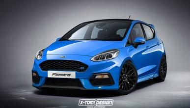 RS: el Ford Fiesta que nunca verás