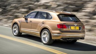 El Bentley Bentayga ofrecerá más versiones