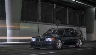 Este Mercedes 190E 2.5-16 Evolution II saldrá a subasta