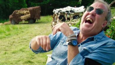 ¿Enfurecerá Clarkson a los animalistas con su nuevo vídeo?