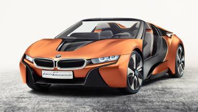 Todos los modelos de BMW serán eléctricos en 2020