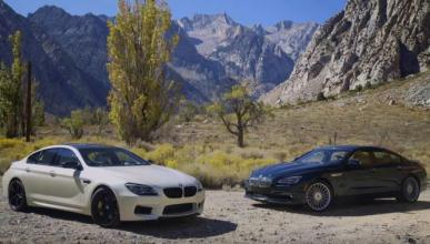 Vídeo: ¿BMW M6 Gran Coupé o Alpina B6?