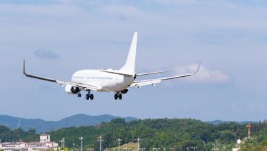 ¿Qué dice la tripulación si el avión se va a estrellar?