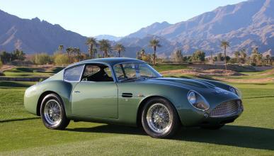 25 reencarnaciones del Aston Martin DB4 GT