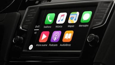 Las 7 marcas que ya llevan Apple CarPlay