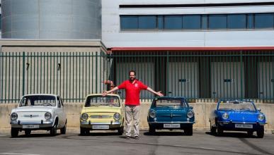 50 años del Seat 850: ¡conducimos toda la gama!