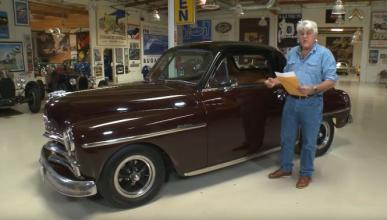 Vídeo: Jay Leno con su Plymouth Business Coupé de 1950