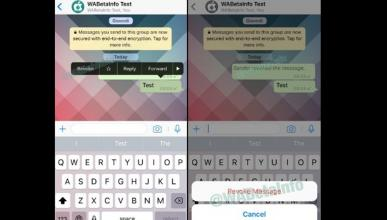 WhatsApp permitirá borrar mensajes antes de que los lean