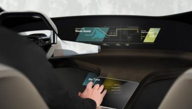 BMW HoloActive Touch: el futuro de los interiores