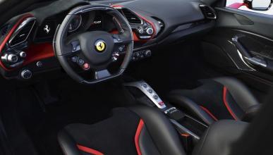 Así luciría el Ferrari J50 Coupé