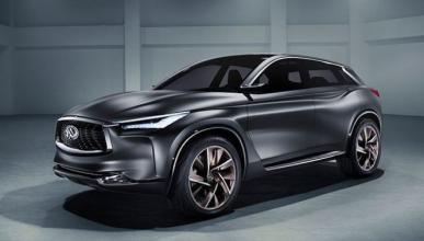 Infiniti revelará un SUV en el Salón de Detroit 2017