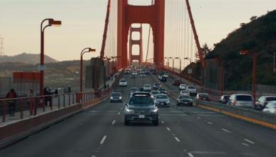 Uber lanza un servicio de conducción autónoma con Volvo