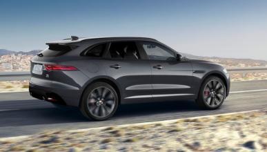 El Jaguar F-Pace más solidario, diseñado por Ian Callum