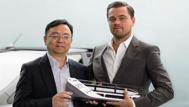Leonardo DiCaprio, nuevo embajador de BYD Auto