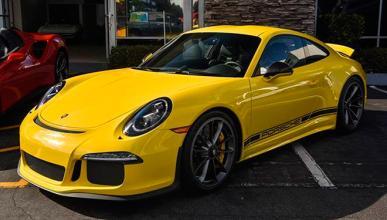 El Porsche del millón