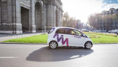 emov carsharing en Madrid