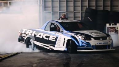 Vídeo: 1.000 CV pueden ser suficientes para hacer drift