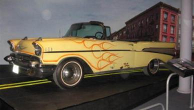 Subastado el Chevrolet Bel Air de Bruce Springsteen