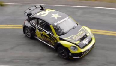 Vídeo: Tanner Foust hace drift con casi cualquier cosa