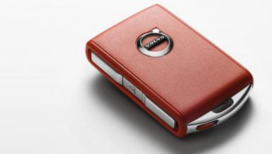 ¿Para qué sirve la llave roja de Volvo?