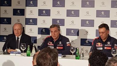 Carlos Sainz, a por el Dakar 2017: solo piensa en ganar