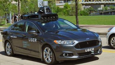 En vídeo: las que lía el coche autónomo de Uber