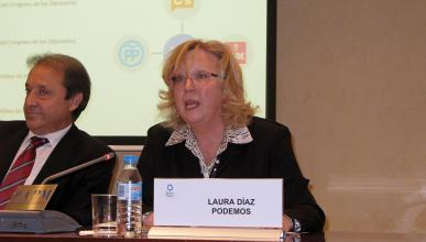 Laura Díaz, Podemos