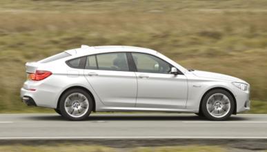 El lanzamiento del nuevo BMW Serie 6 GT es inminente