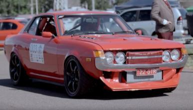 Vídeo: un Toyota Celica de 1971 con 1.000 CV de Lexus