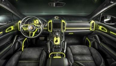 Porsche Cayenne S by Carlex Design