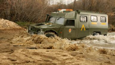 Suprimido el permiso para vehículos militares de emergencia